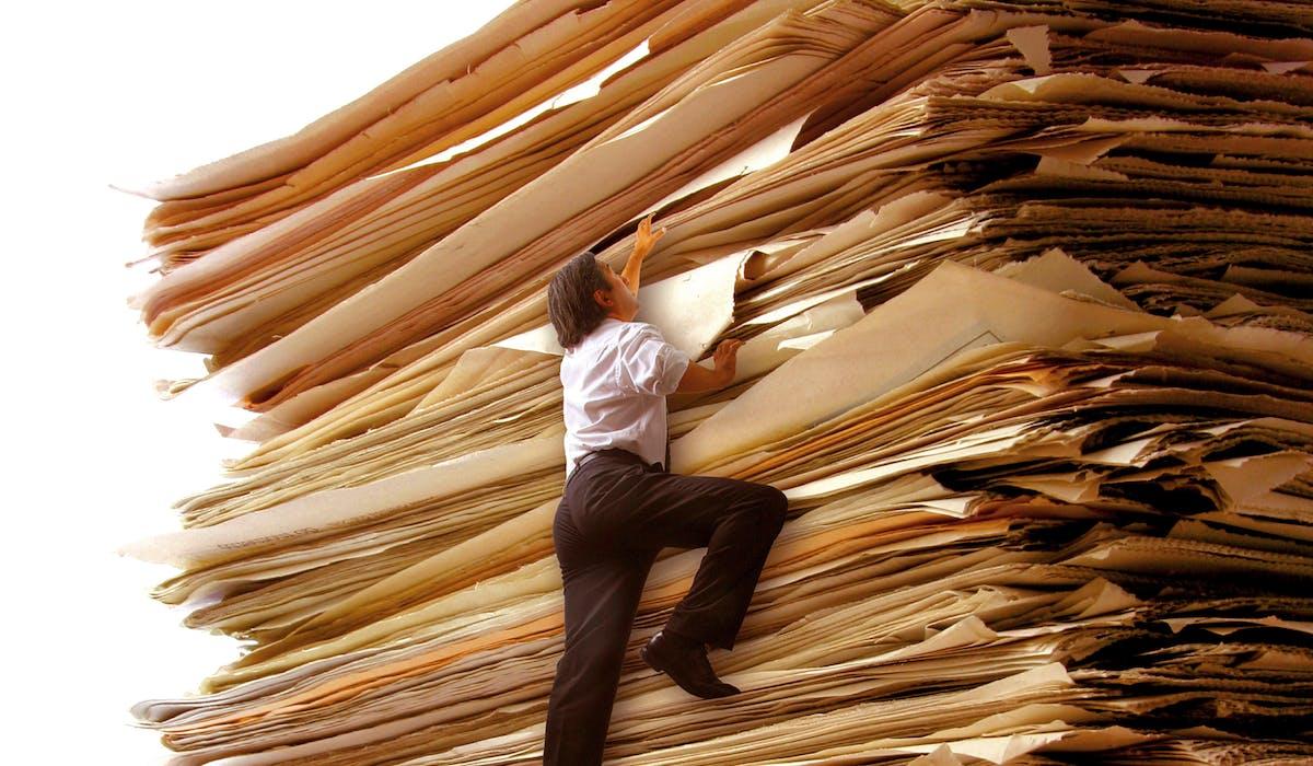 Certains documents doivent être conservés à vie.