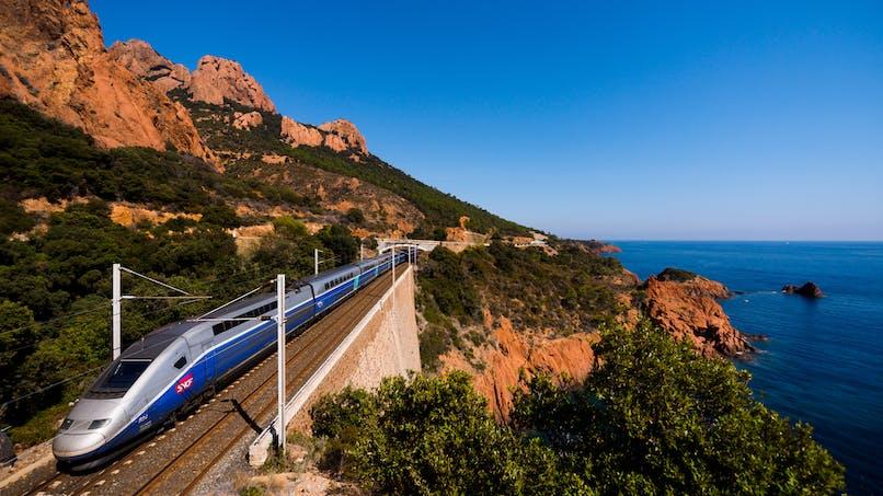 Un TGV sur cinq arrive en retard