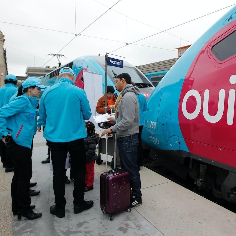 SNCF : le TGV low-cost Ouigo s'étend