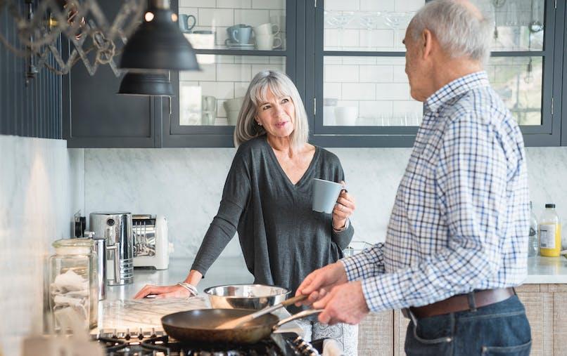 Les retraités perçoivent une pension pendant en moyenne 30 ans.