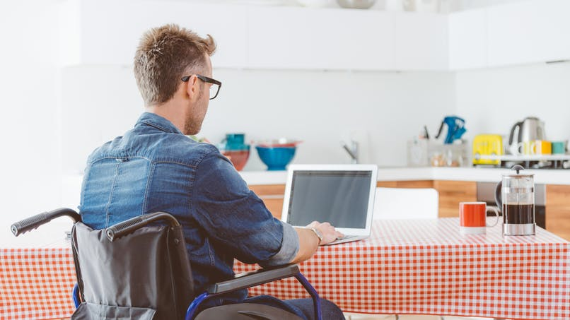 Emploi et handicap : un salon de recrutement en ligne