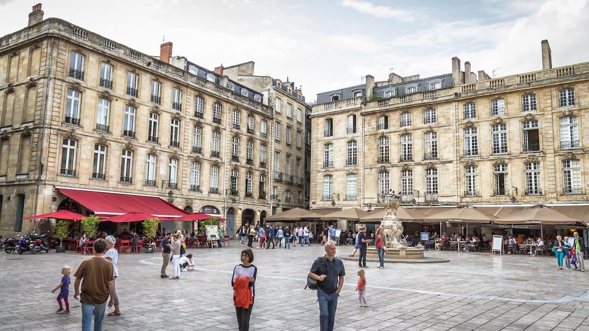 Bordeaux, classé 2e du classement, est une valeur sûre.