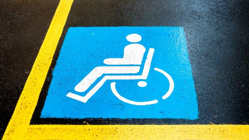 Parking handicapé : des places réservées dans certaines copropriétés