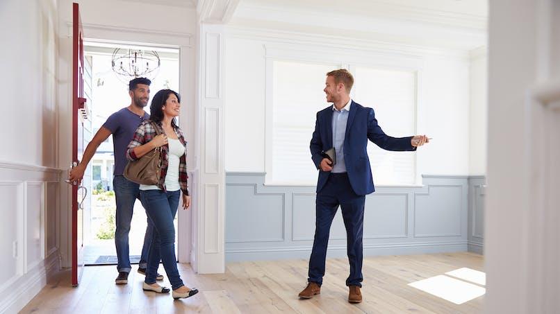 Prêts immobiliers : les taux d'intérêt restent bas