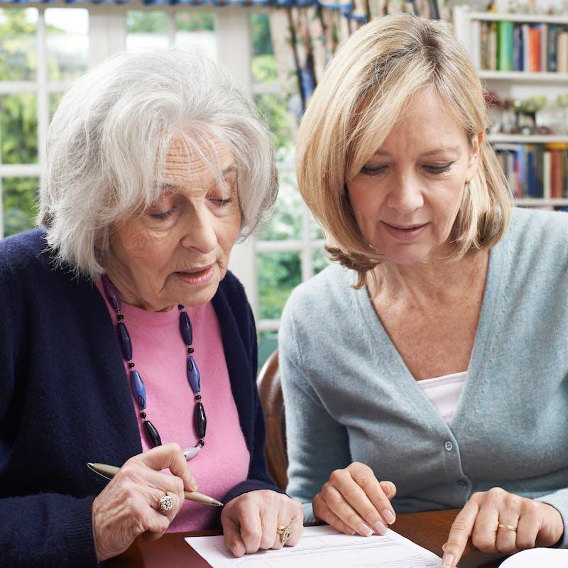 La déclaration d'impôts des retraités