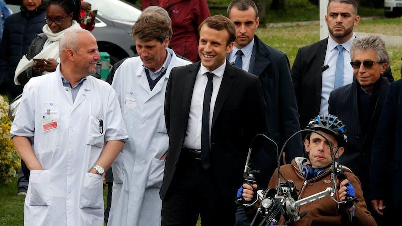 Handicap : ce que prévoit Emmanuel Macron