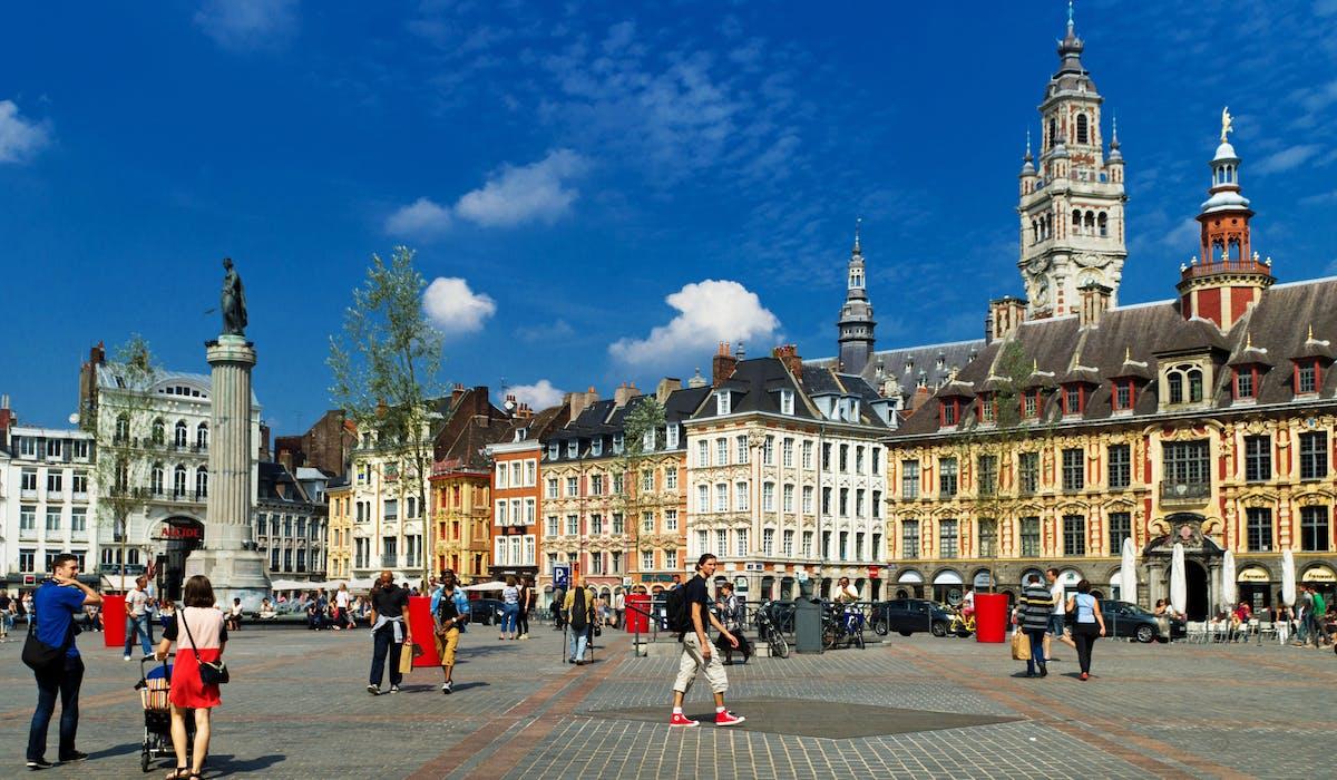 Lille détient le record du taux de la taxe d'habitation le plus élevé, avec 45,65 %.