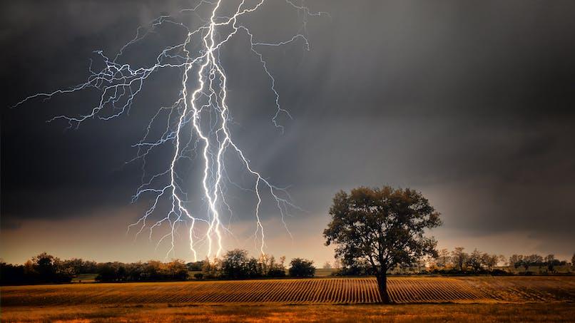 Bien réagir en cas d'orage