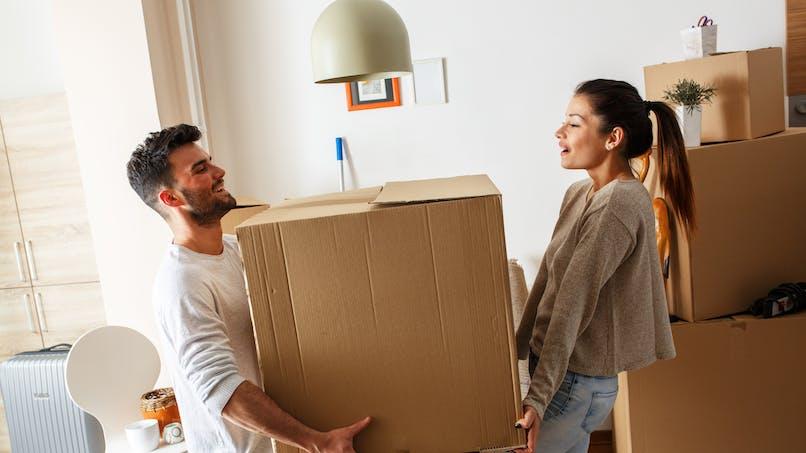 Immobilier: les loyers baissent en 2017