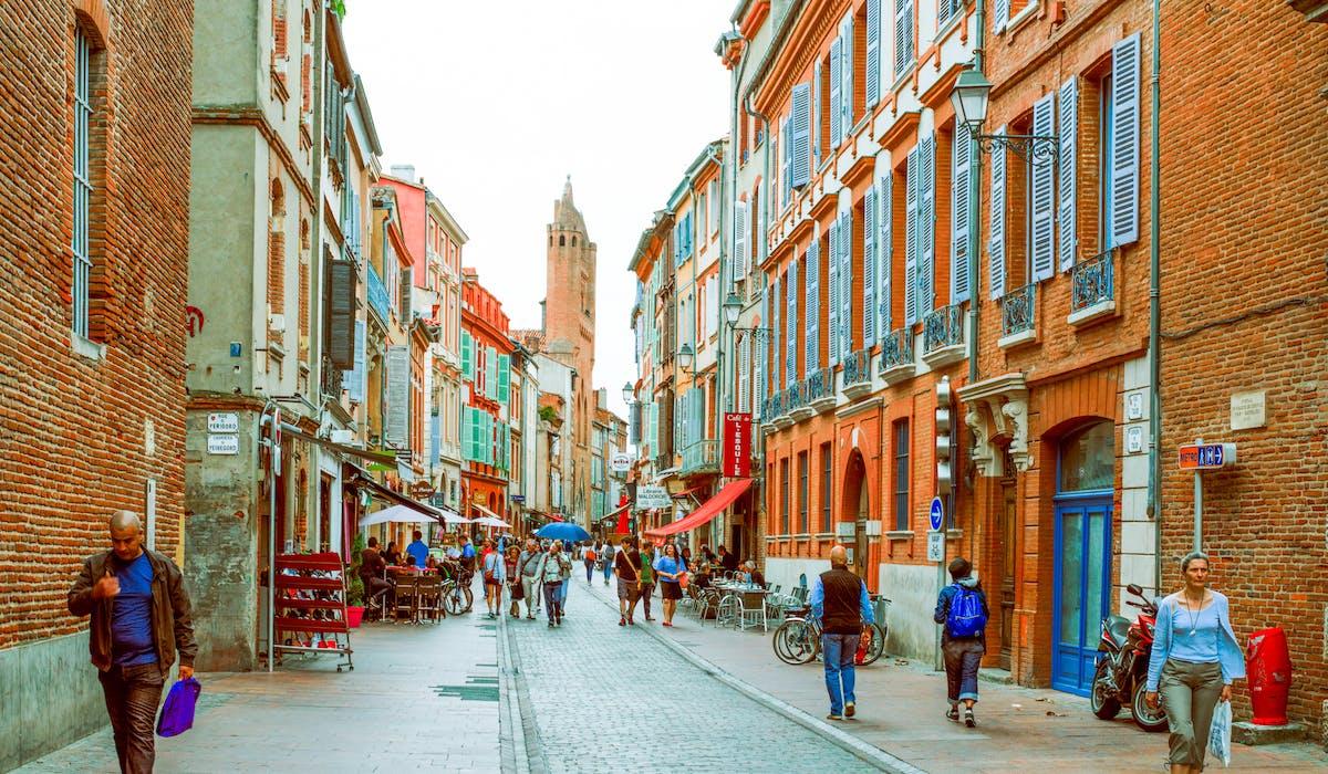 Toulouse est l'une des villes les plus créatrices d'emplois en France.