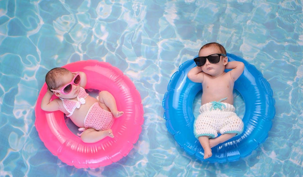 Les piscines privées doivent être équipées de dispositif de sécurité.