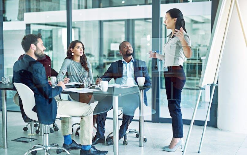A peine 52 % des réunions sont considérées comme productives.