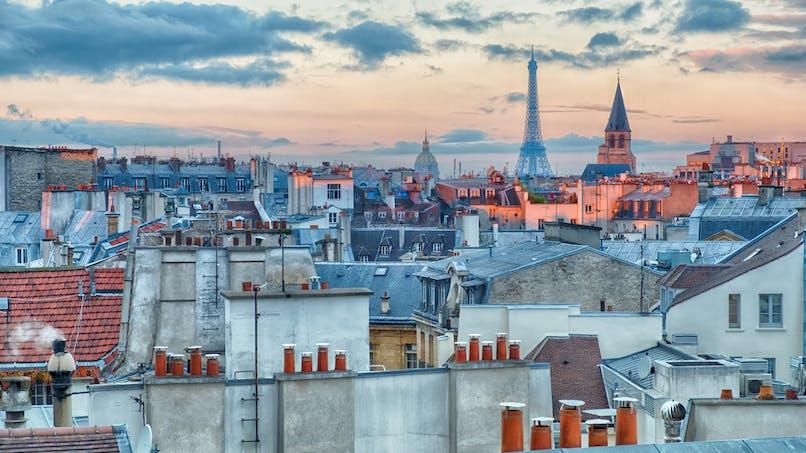 Combien coûte la taxe foncière en Île-de-France?
