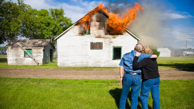 En cas d'incendie, ayez les bonnes réactions