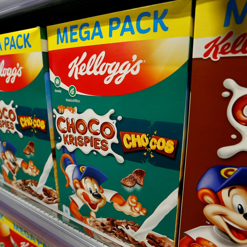 Obésité infantile : bientôt la fin des mascottes sur les aliments gras et sucrés ?