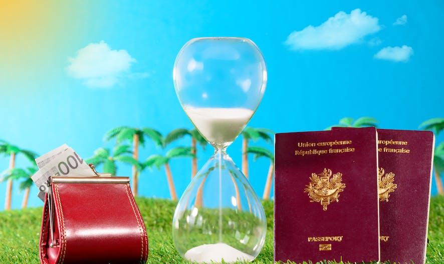 Faire une demande de passeport biométrique : prix et délai