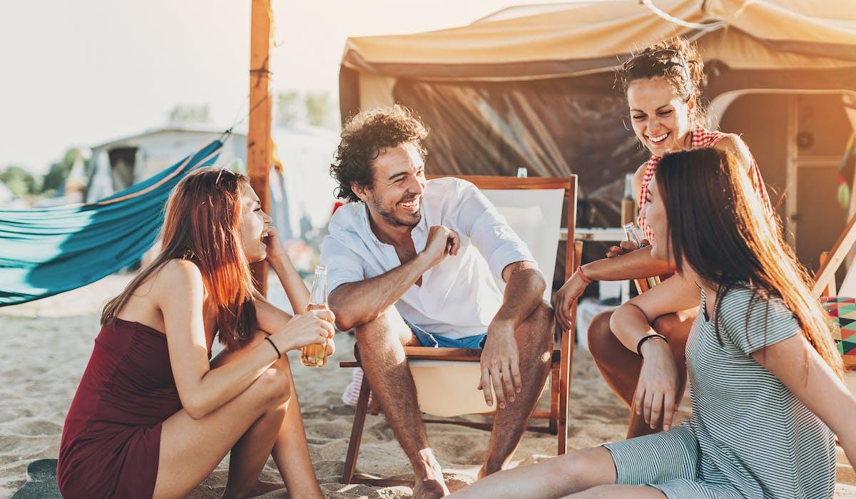 Il faut débourser en moyenne 687 euros pour passer une semaine dans un camping en région PACA.