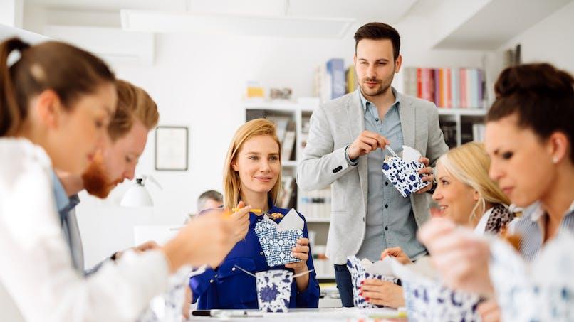Disposer d'un espace pour déjeuner est un droit pour les salariés
