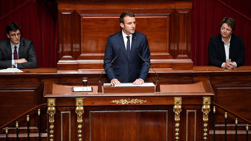 Réformes des institutions : ce que veut faire Emmanuel Macron