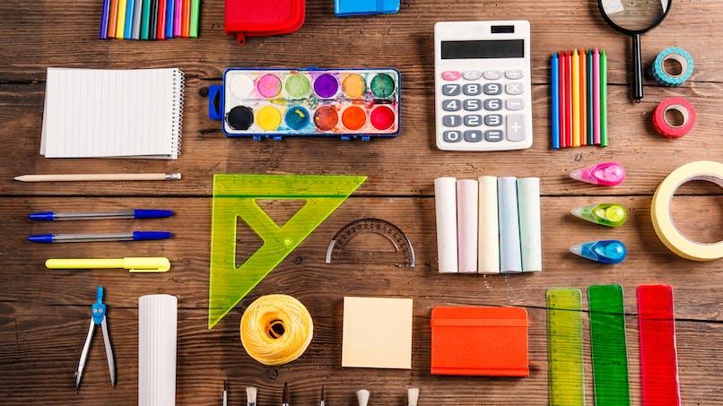 Fournitures scolaires : les astuces pour payer moins cher