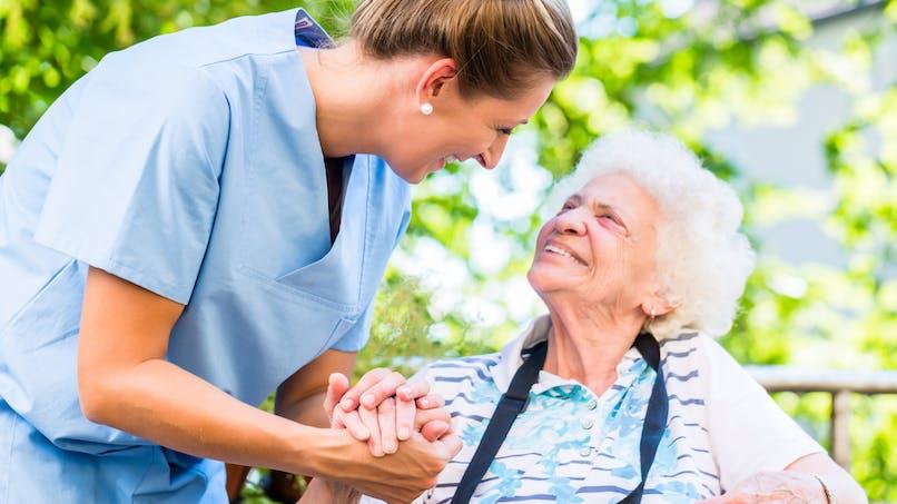 Places en maisons de retraite : de fortes disparités entre les départements