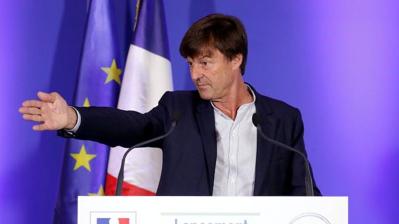 Nicolas Hulot dévoile ses mesures pour le climat