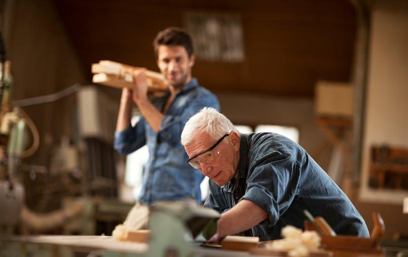 Une fois que vous êtes à la retraite, vous avez le droit de reprendre une activité rémunérée.