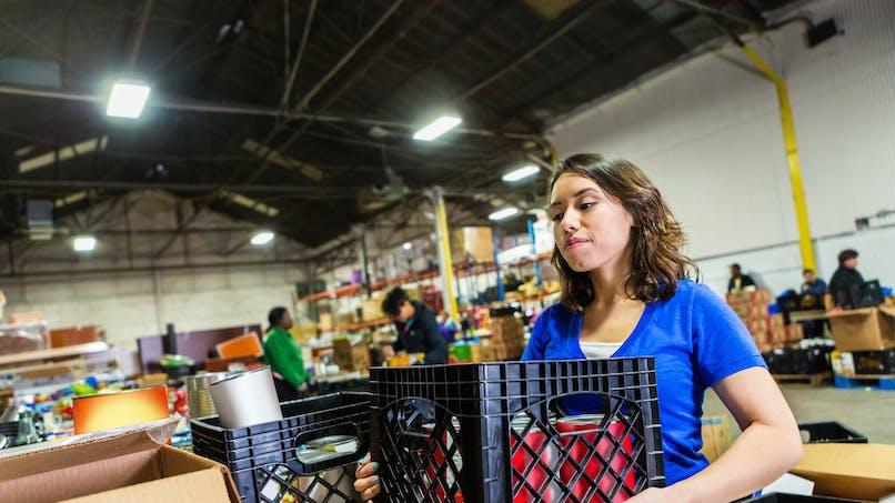 Le don de denrées alimentaires, un geste qui fait sens