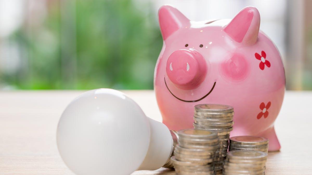 Les tarifs réglementés pratiqués par EDF progressent de 1,7 %.