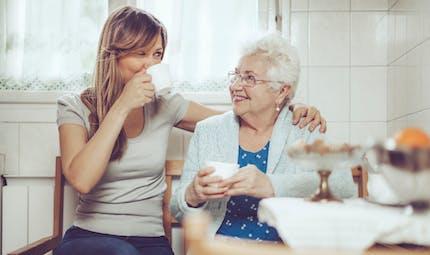 Une famille d'accueil à la place d'une maison de retraite