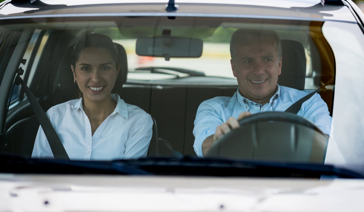 Candidat libre au permis, vous n'êtes plus tenu de vous exercer dans un véhicule à double commande.