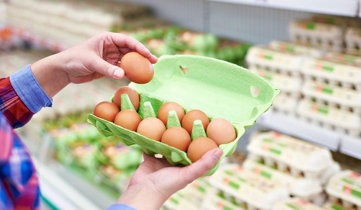 L'emballage et le marquage des oeufs sont très réglementés en France.