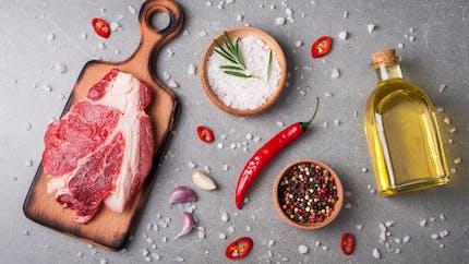 En France, un kilo de bœuf coûte 2h20 de travail payé au Smic