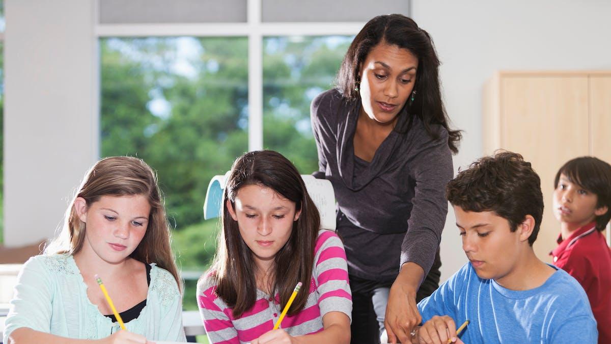 Les collégiens volontaires pourront faire leurs devoirs au collège pendant un temps d'études dédié.