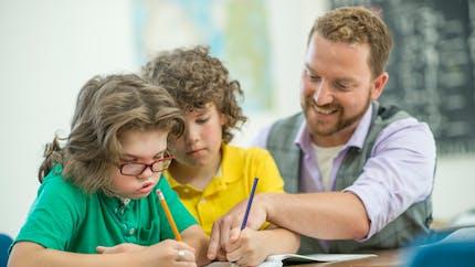 Ecole : plus de 8 000 emplois créés pour accompagner les enfants handicapés