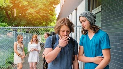Fumer dans l'enceinte du lycée pourrait être autorisé