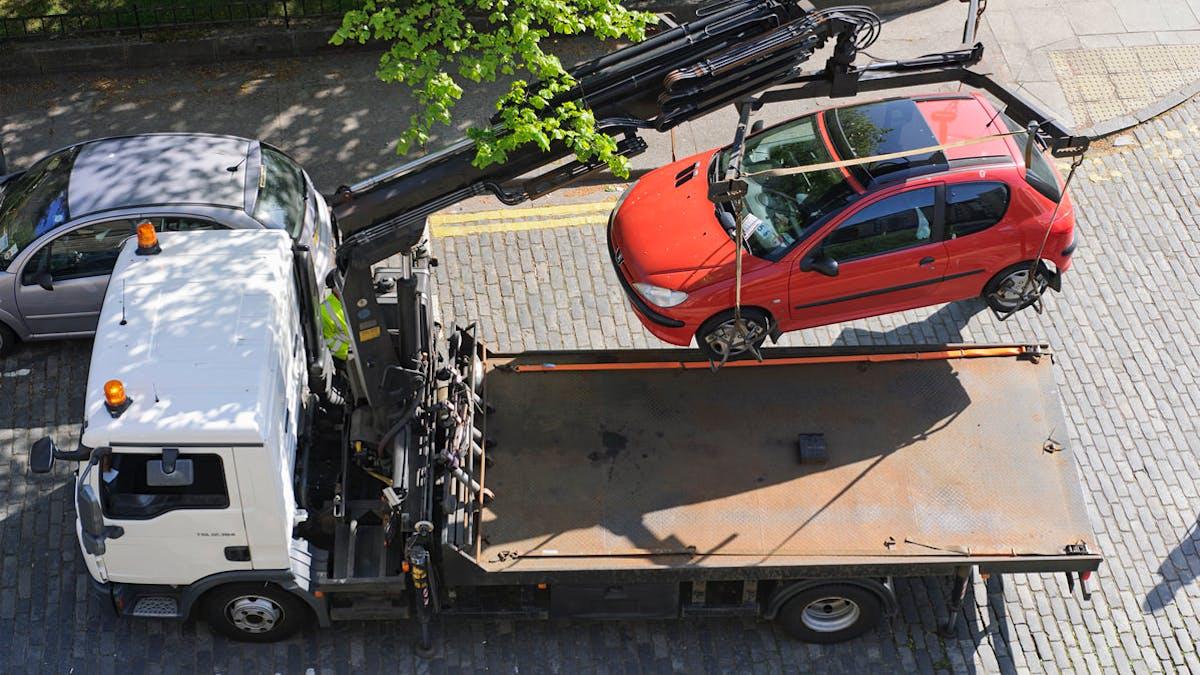 Pour récupérer votre véhicule mis en fourrière, vous devez régler différents frais.