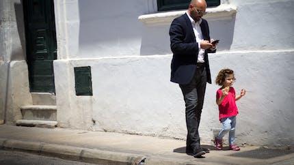 Sur le chemin de l'école, les parents sont de plus en plus imprudents
