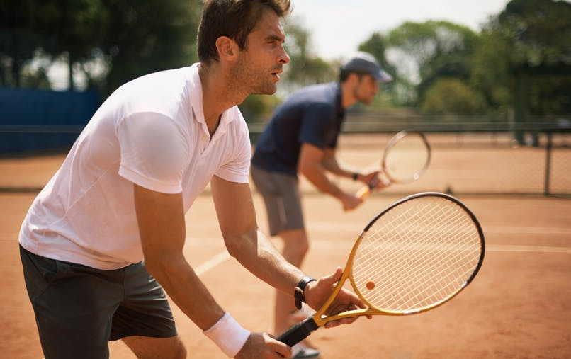 La pratique du sport peut occasionner des blessures.