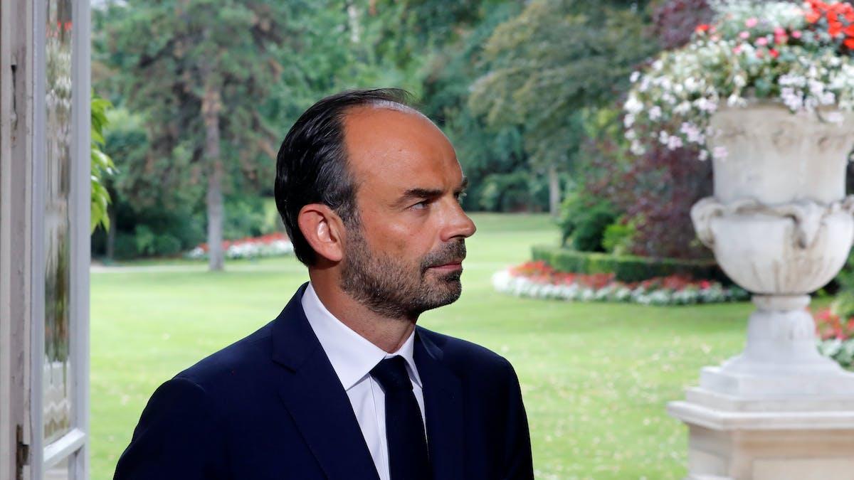 Edouard Philippe, ici le 31 août à Matignon, a dévoilé une série de mesures destinées aux personnes en situation de handicap.