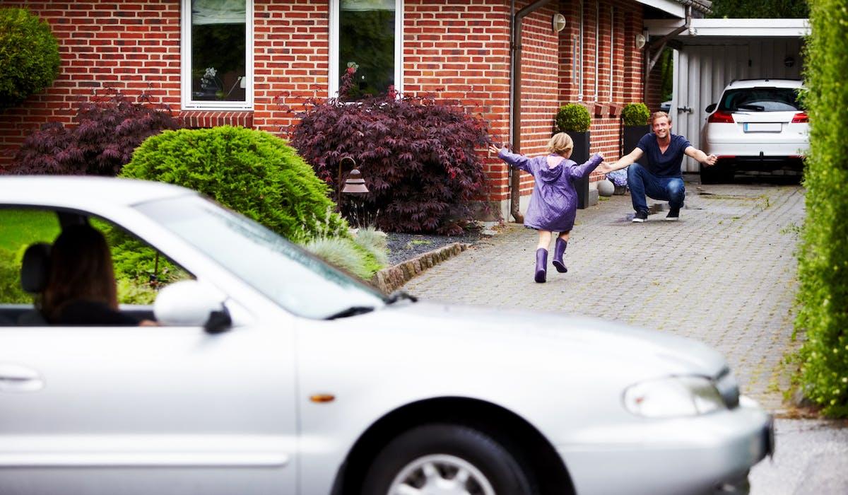 En cas de garde alternée, chaque parent peut faire prendre en compte son enfant pour le calcul de l'APL.