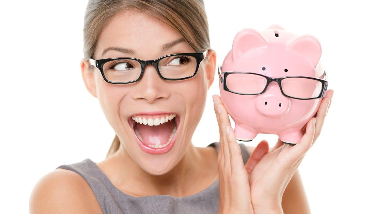 Le coût des lunettes, prothèses dentaires et auditives peut varier beaucoup d'un département à l'autre.