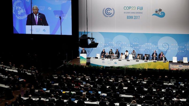 Climat : ce qu'il faut savoir sur la COP23