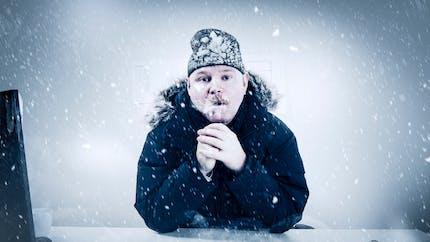 Grand froid : les obligations des employeurs