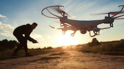 Drones : 247 sites interdits de prises de vue aérienne