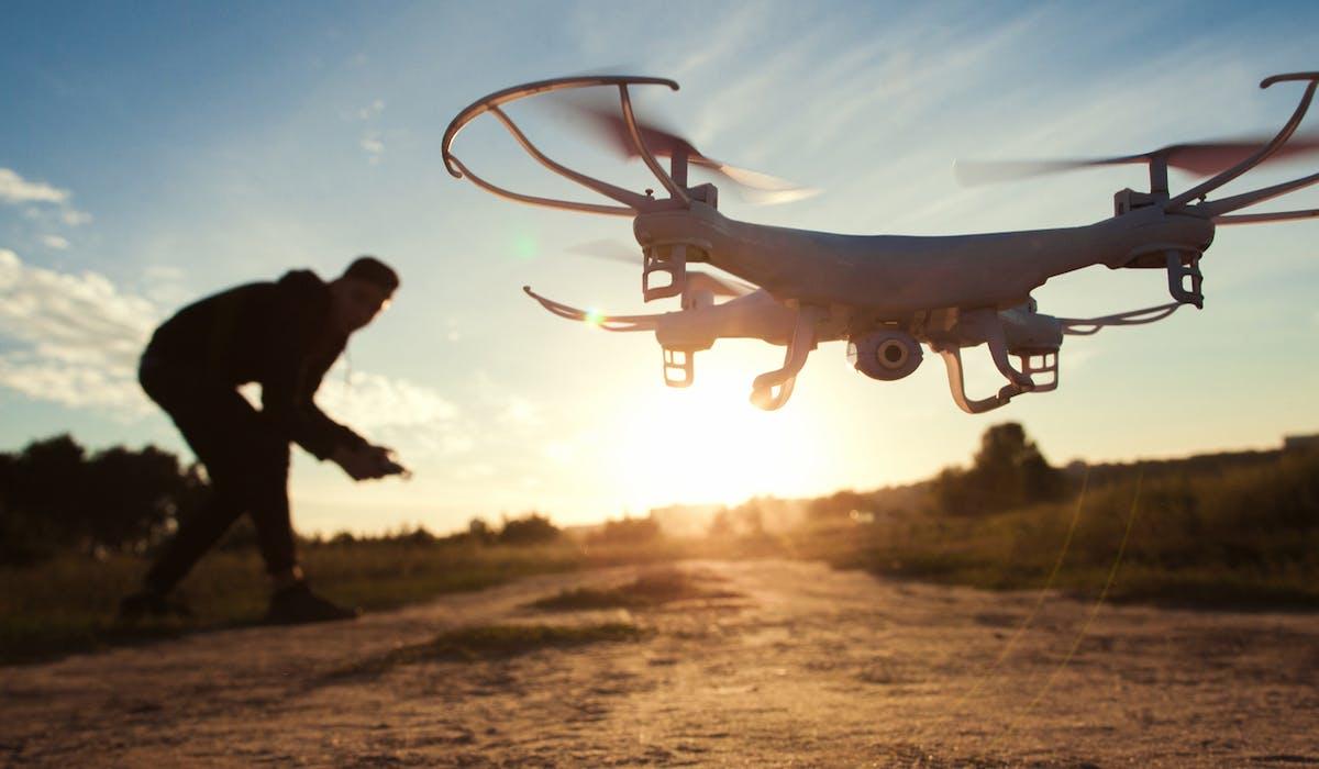 247 sites sensibles sont interdits de prises de vue aérienne.