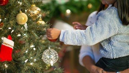 Vous pouvez louer ou fabriquer votre sapin de Noël