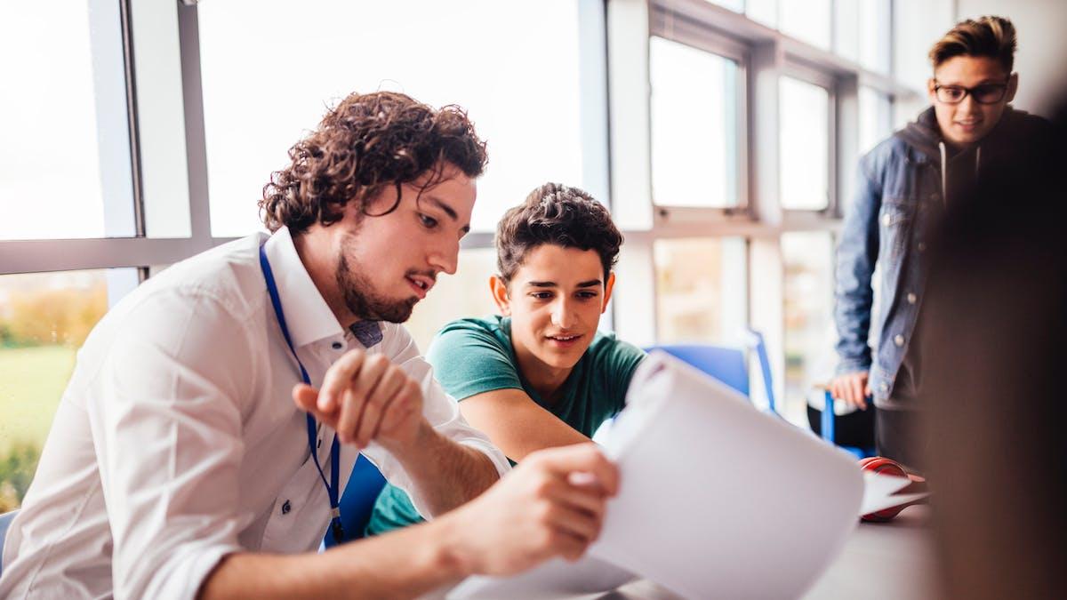En cas de difficultés, un élève pourra bénéficier d'un stage de remise à niveau.