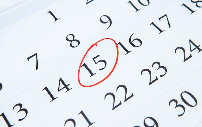Trois échéances attendent les contribuables ce mois-ci.