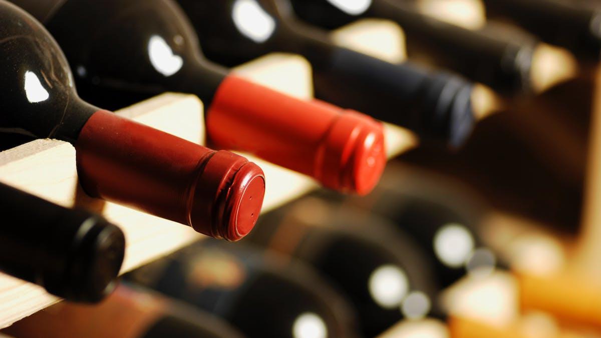 Méfiez-vous des sites d'investissement dans le vin.